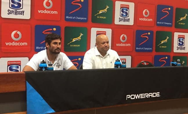 Lionel Cronje and Deon Davids - Kings post match press conference