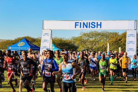 The 2018 GBS Mountain Drive Half Marathon was well run by over 400 runners from all across the province, with some even coming from Cape Town.