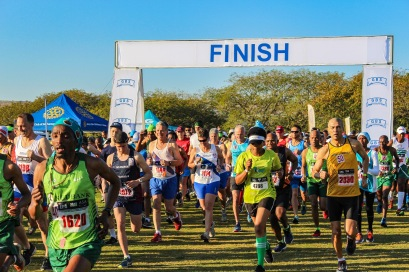 Over 400 runners took on the challenge of conquering the mountain in the 2018 GBS Mountain Drive Half Marathon on Saturday 25 August