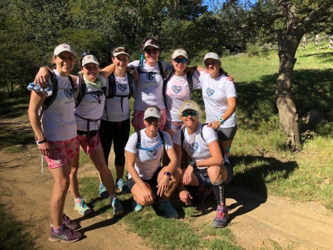 Soul Sisters run for Lukhanyiso village