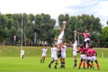 Hilton College showed their set piece dominance on the opening day of Kingswood's Rugby Festival. Photo: Stephen Kisbey-Green