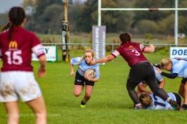 Jane waters picks and goes. Photo: Stephen Kisbey-Green