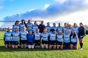 DCU started off 2020 with a convincing 46-14 victory over Old Belvedere RFC. Photo: Stephen Kisbey-Green